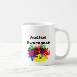 Autism Awareness Friends Coffee Mug