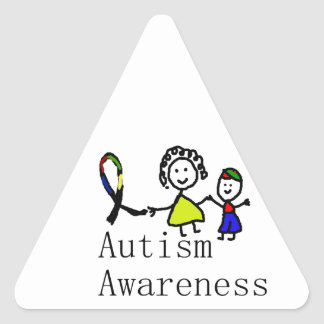 Autism Awareness Friends Sticker