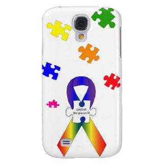Autism Awareness Galaxy S4 Case