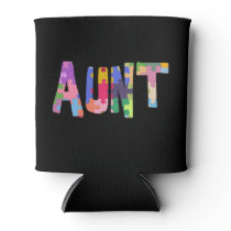 Autism Awareness Gift Autism Support Aunt Can Cooler