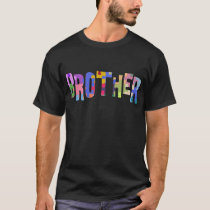 Autism Awareness Gift Autism Support Brother T-Shirt