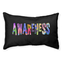 Autism Awareness Gift Autism Support Pet Bed