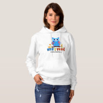 Autism Awareness Give A Hoot Owl Autism Hoodie
