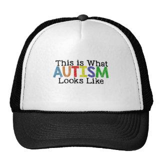 Autism Awareness Hat