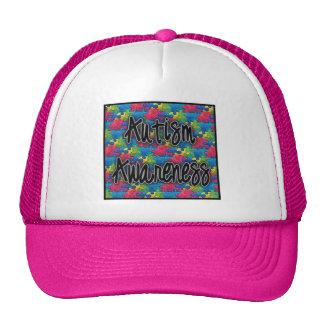 Autism Awareness Hats