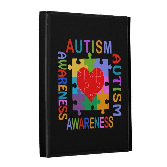 Autism Awareness iPad Folio Cover