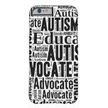 Autism Awareness iPhone 6 case Black