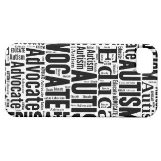 Autism Awareness IPhone Case Black iPhone 5 Case