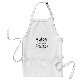Autism Awareness Isnt The Tragedy Adult Apron