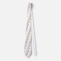 AUTISM AWARENESS ITEMS, puzzle pieces products Neck Tie