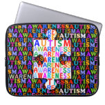 Autism Awareness Laptop Sleeves