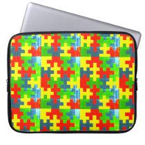 Autism Awareness Laptop/tablet Sleeve