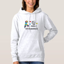 Autism Awareness: Let's Solve the Puzzle! Hoodie