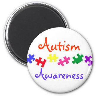 Autism Awareness Refrigerator Magnet