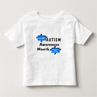 Autism Awareness Month (2 Pieces) Toddler T-shirt