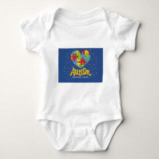 autism awareness month baby bodysuit
