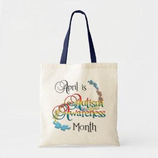 Autism Awareness Month Bag