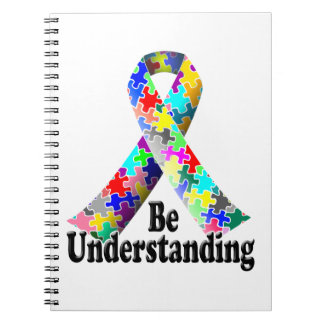 Autism Awareness Month Spiral Notebook