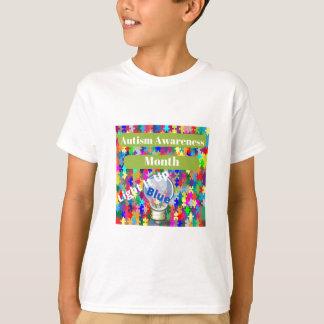 Autism Awareness Month T-Shirt