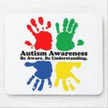 Autism Awareness Mouse Pads