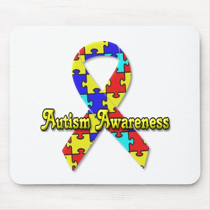 Autism Awareness Mousepad