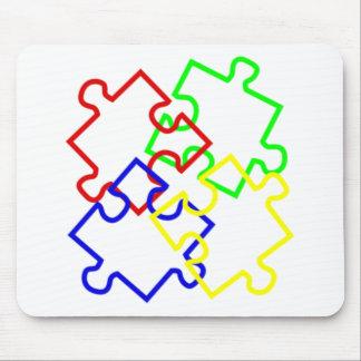 Autism Awareness Mousepads