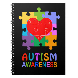 Autism Awareness Notebook