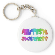Autism Awareness original products! Keychain