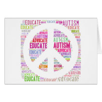 Autism Awareness Peach Products
