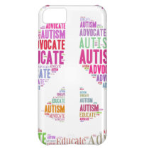 Autism Awareness Peach Products iPhone 5C Cover