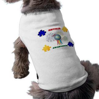Autism Awareness Pet Clothing