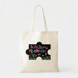 Autism Awareness Piece  bag