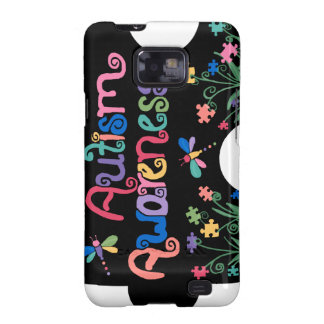 Autism Awareness Piece with design Sam Sung Case Samsung Galaxy Cases