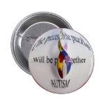 autism awareness pins