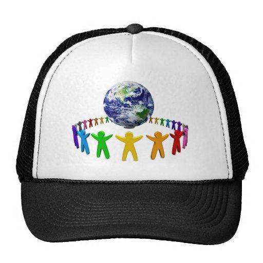 Autism Awareness.png Mesh Hats