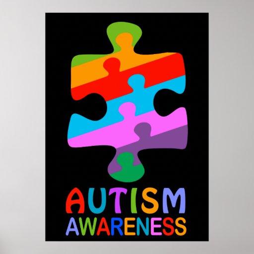 Autism Awareness Poster | Zazzle