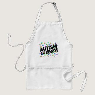 Autism Awareness (PP) Adult Apron