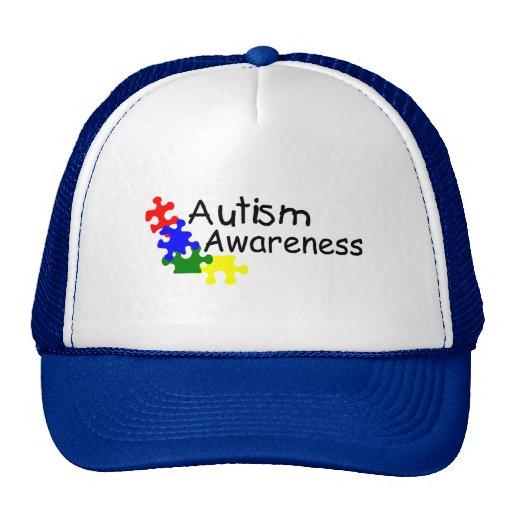 Autism Awareness (PP) Mesh Hat