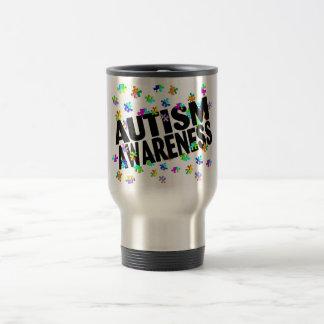 Autism Awareness (PP) Travel Mug