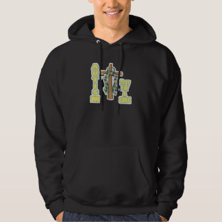 Autism Awareness-Pray for a Cure Hoodie
