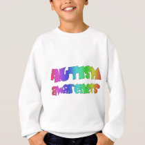 Autism Awareness Products! Colorful design! Sweatshirt