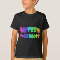 Autism Awareness Products! Colorful design! T-Shirt