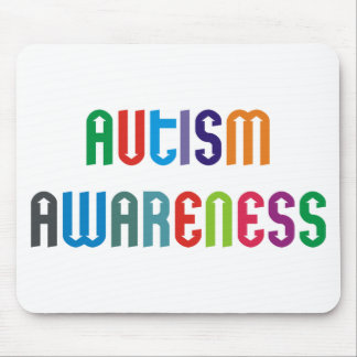 Autism Awareness Products & Designs! Mouse Pad