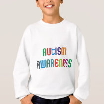 Autism Awareness Products & Designs! Sweatshirt