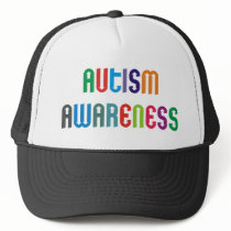 Autism Awareness Products & Designs! Trucker Hat