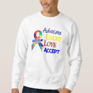 Autism Awareness Pullover Sweatshirt