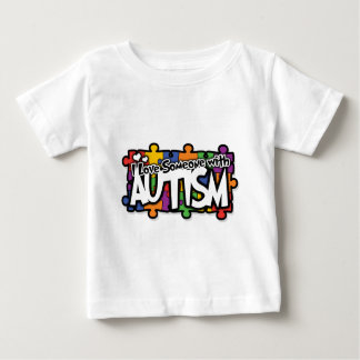 Autism Awareness Puzzle Baby T-Shirt