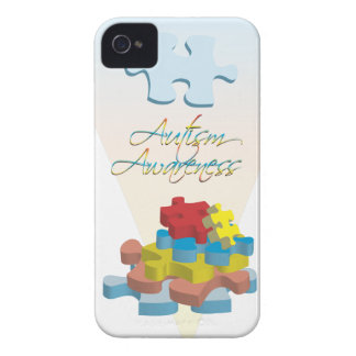 Autism Awareness Puzzle Blackberry Bold Case