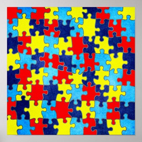 Autism Awareness Art Posters Framed Artwork: Autism Posters, Autism Prints & Autism Wall Art
