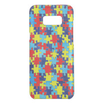 Autism Awareness-Puzzle by Shirley Taylor Uncommon Samsung Galaxy S8  Case